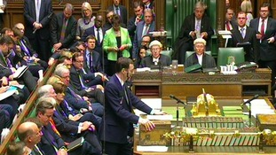 George Osborne is announcing his Spending Review.