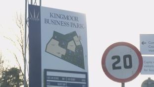 Kingmoor Park.