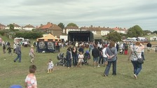 Miners, festival, Aylesham