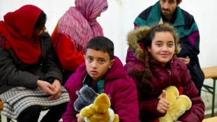 University classes to help refugees struggling with language barrier