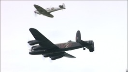 Lancaster bomber