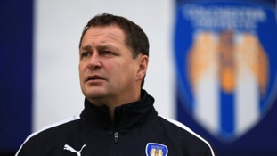 Tony Humes has left Colchester United.