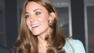 The Duchess of Cambridge will visit Warminster on December 10