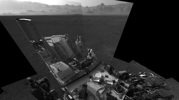 Nasa Curiosity Mars will.i.am