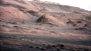Nasa Curiosity Mars