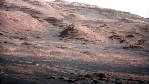 Nasa Curiosity Mars