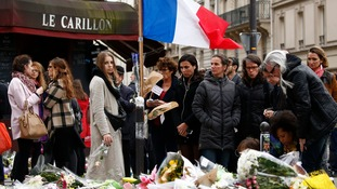Terrorists killed 130 people in Paris on November 13.