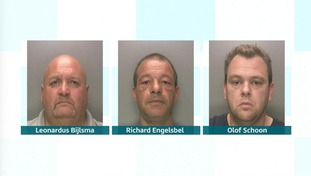 One man has been convicted and two further men pleaded guilty