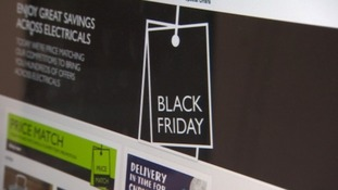 Cyber Friday replaces Black Friday as shoppers go online to find deals