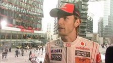 Jenson Button wrote his name in Formula 1 history in 2009 when he won the title