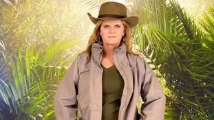 'I'm a celebrity...' Susannah Constantine first to be voted off show