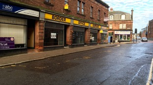 A taxi steward will be working at the taxi rank on Loreburn Street