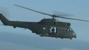 Safeguarding our skies. Armed services prepare for potential terrorist attack on Olympic Games