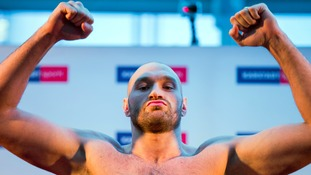 Tyson promises to give his supporters a song if he beats Klitschko