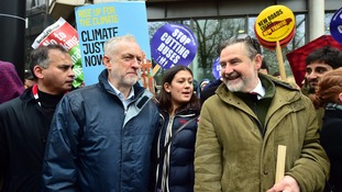 Jeremy Corbyn will say climate action is not just a burden but an opportunity