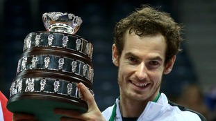 Murray ready to defend Davis Cup title in 2016