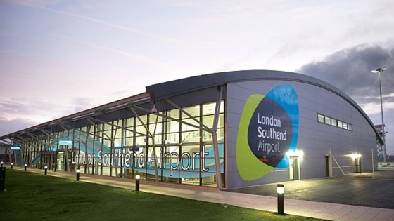London Southend Airport's new terminal