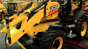 JCB employees have voted to work lesser hours to colleagues from redundancies.