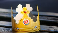 The Burger King will be the first fast food outlet to serve alcohol.