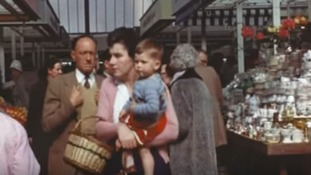 Swansea sixty years ago: historic videos go viral