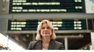 Transport Secretary Justine Greening is due to sign the West Coast Mainline contract