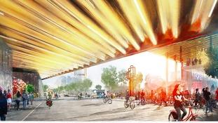 Plans for Leeds Station HS2 hub revealed