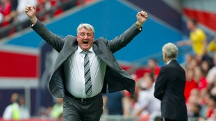 Steve Bruce thinks Hull City can repeat their FA Cup heroics of last season