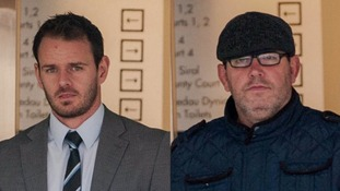 Police officers jailed for stealing £10,000