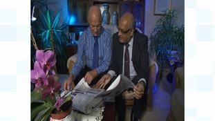 Charles Swift and Iqbal Manji