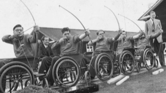 A short history of the Paralympic Games