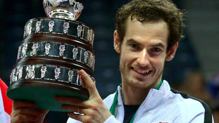Andy Murray criticises LTA after Davis Cup win: 'Nothing ever gets done so I don't want to waste my time'