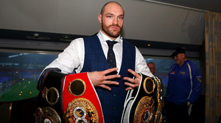 Tyson Fury champion