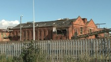Grimsby's former ice factory
