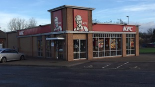 A man has died after an assault outside a KFC in Corby