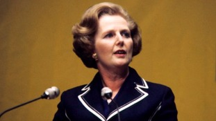 Margaret Thatcher voted most influential woman of all time
