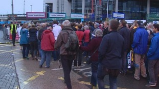 """AMs slam Cardiff Central station for Rugby World Cup delays amid calls for """"urgent improvements"""""""