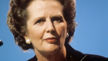 Margaret Thatcher beat the Queen to the top spot