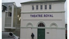The refurbished Theatre Royal