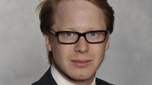 Ipswich Conservative MP Ben Gummer
