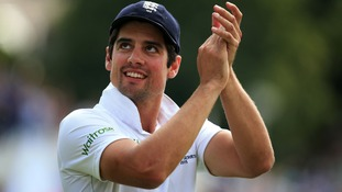 Alastair Cook named captain of the International Cricket Council's Test team of the year