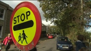 Uncertain future for lollipop men and women in Devon