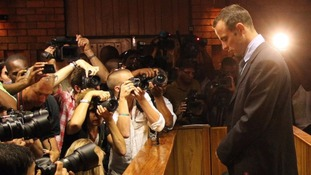 Oscar Pistorius is now a convicted murderer