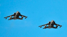 UK launches first airstrikes on Islamic State in Syria