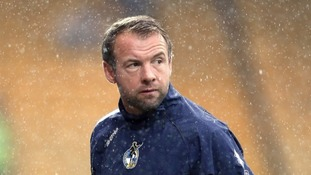 Marcus Stewart, Bristol Rovers' Assistant Manager and the bookies' favourite to take over at Yeovil.