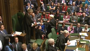 MPs during the Syria vote
