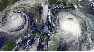 Hurricane Isaac arrives exactly 7 years after Katrina