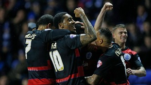 Championship match report: Reading 0-1 QPR