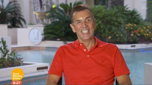 Duncan Bannatyne: Lady C nearly made me have a breakdown in I'm A Celeb