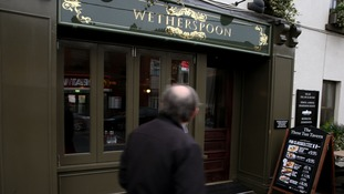 Card details of 100 customers stolen after hackers attack Wetherspoon database