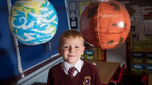How much to send a letter to Mars? This five-year-old boy wrote to Royal Mail to find out